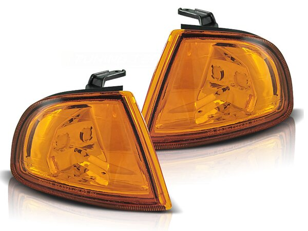 Frontblinker Set Honda Prelude BJ 02.92-01.97 Orange