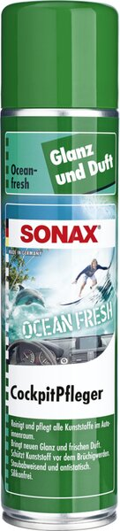 SONAX 03643000  Cockpit Pfleger Ocean-fresh 400 ml